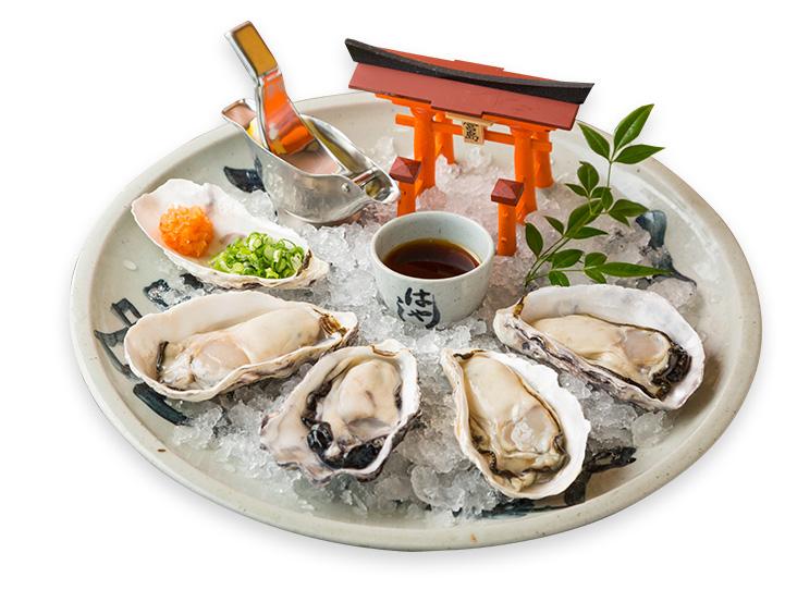 日本一のブランド牡蠣を